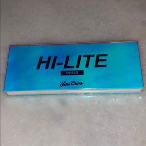 Lime Crime Hi- Lite Opals Pallet. New in box!
